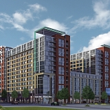 03 Constitution Square Residential Rendering